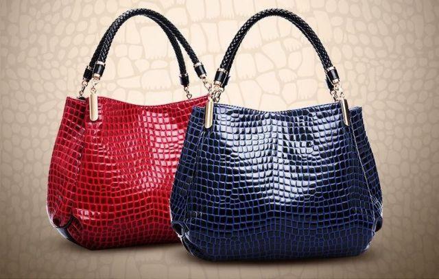 300568db681 Dámská kabelka kožená Luxury Cowhide